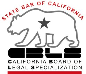 bear with state bar of california certification as criminal defense specialist and link to news article on horowitz if you click the picture