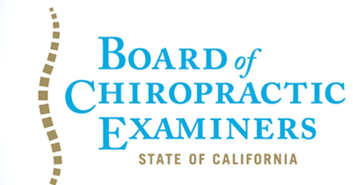 links to a page listing more links to board of chiropractic examiner documents regarding discipline